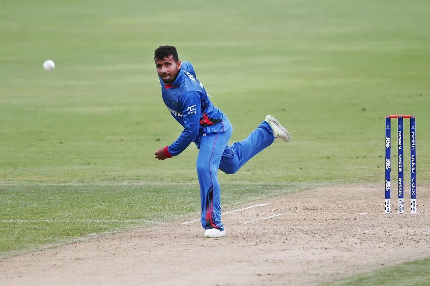 Zahir Khan is a promising left-arm spinner