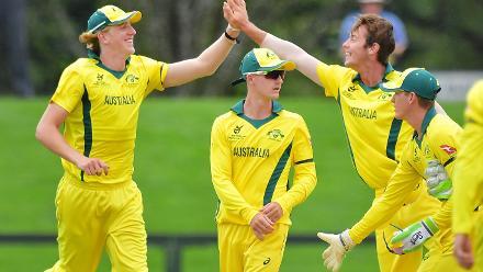 ICC U19 CWC 2018: Semi Final 1 - Afghanistan v Australia