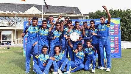 ICC U19 CWC 2018: Plate Final 4 - Sri Lanka v West Indies