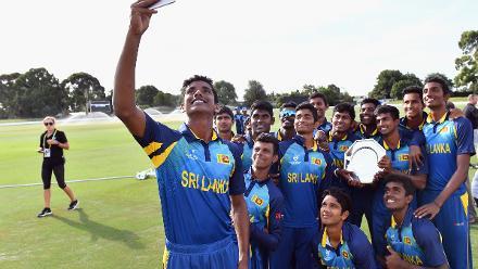 ICC U19 CWC 2018: Plate Final 4 - Sri Lanka v West Indies