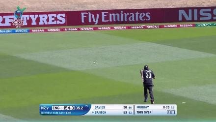 HIGHLIGHTS: England U19s post 261 in Queenstown