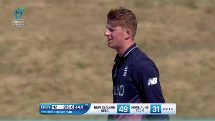 Watch: England's Super wickets against New Zealand