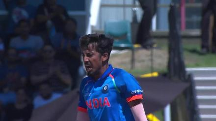 WATCH: Ishan Porel (4/17 from 6 overs)