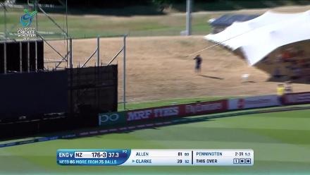 Innings highlights: New Zealand all out for 229