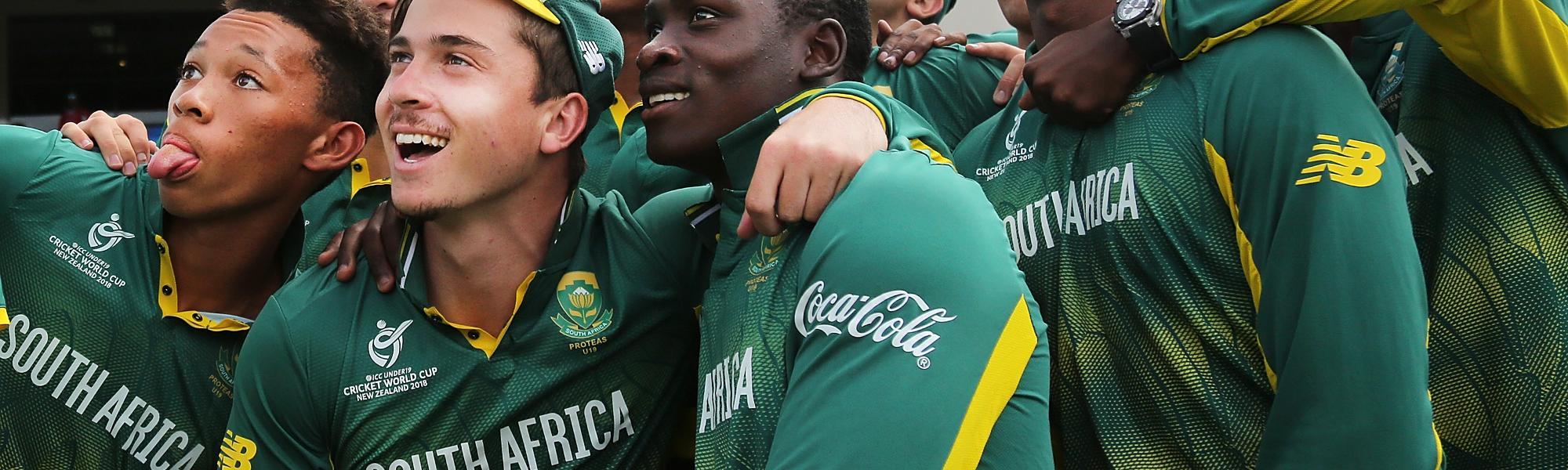 South Africa U19s