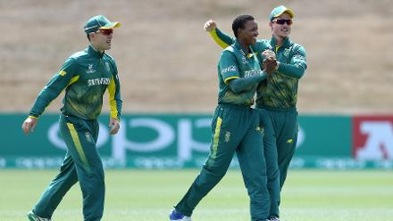 ICC U19 CWC 2018 - 5th Placed Play Off - South Africa v Bangladesh