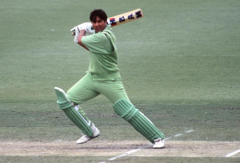 Inzamam-ul-Haq skippered his country to the U19 CWC final in 1988