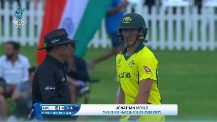 WATCH: Highlights from Jonathan Merlo's 76 in the U19CWC Final