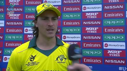 Jonathan Merlo provides his thoughts after the Australia innings