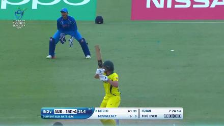 WATCH: Highlights from Australia's innings of the U19CWC Final