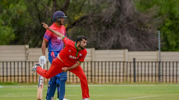 Three Men's Cricket World Cup League 2 series postponed