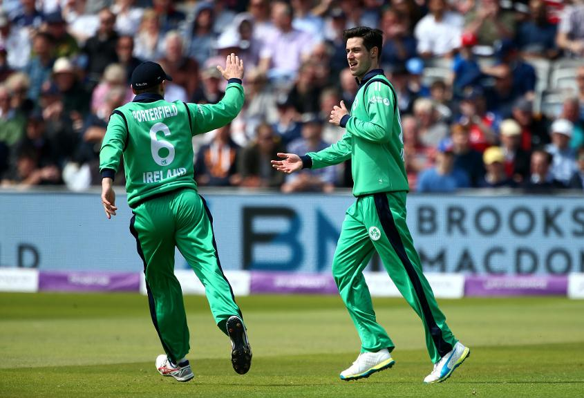 Ireland have retained 10 players from the ICC Cricket World Cup 2015 campaign
