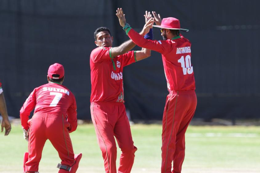 Oman beat Kenya to register their second win of WCL 2