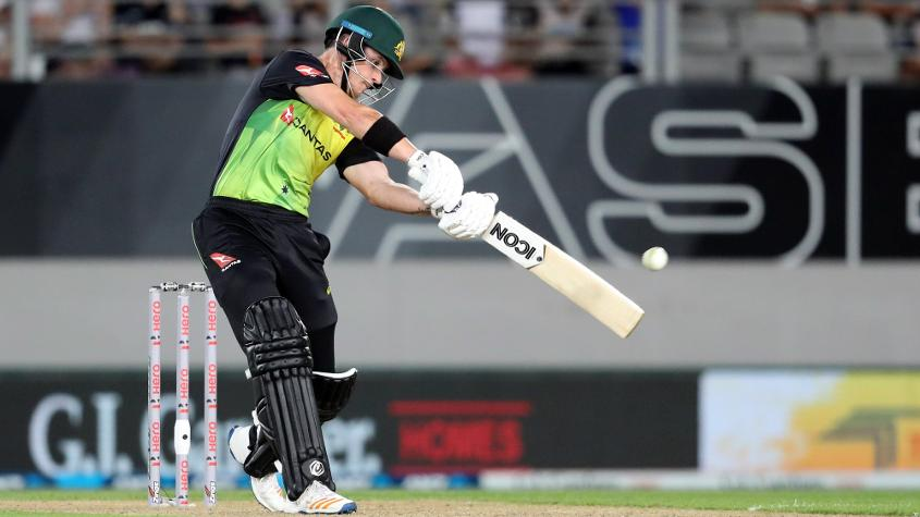 D'Arcy Short was named the Player of the Match for his 44-ball 76