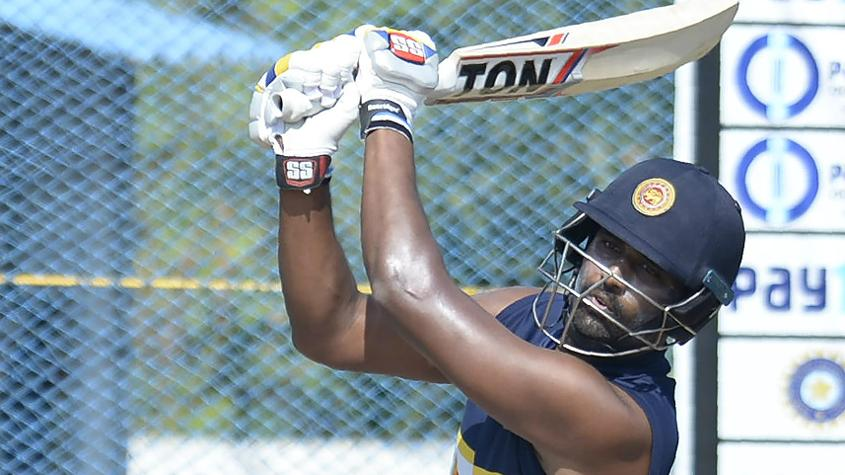 Thisara Perera, with his all-round skills, is a crucial cog in the Sri Lankan wheel