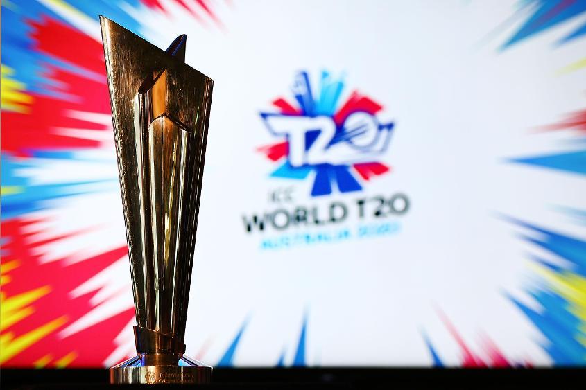 World T20 2020 Trophy
