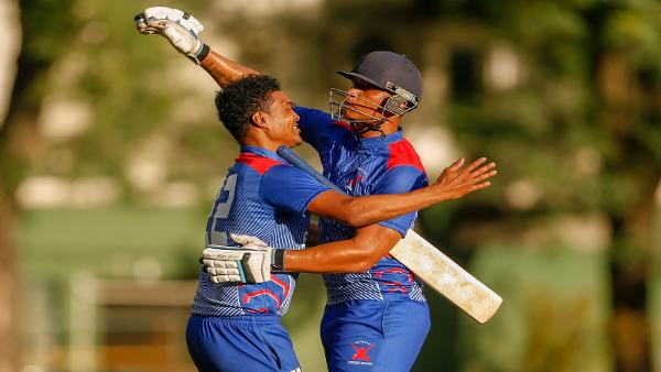Brener cameo gives Bermuda final-over victory