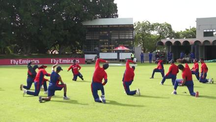 Nepal's Paras Khadka confident of results this World Cup