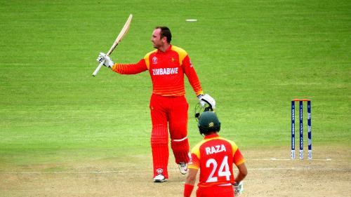 Match 3: Zimbabwe v Nepal