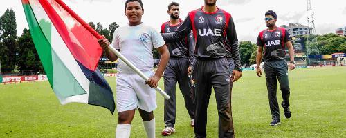 Match 1: Papua New Guinea v United Arab Emirates