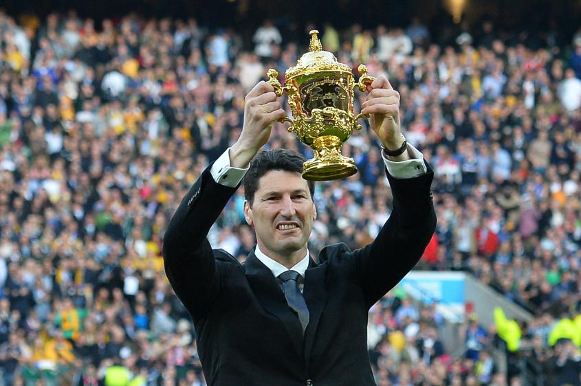 John Eales is recognised as the most successful captain in the history of Australian Rugby