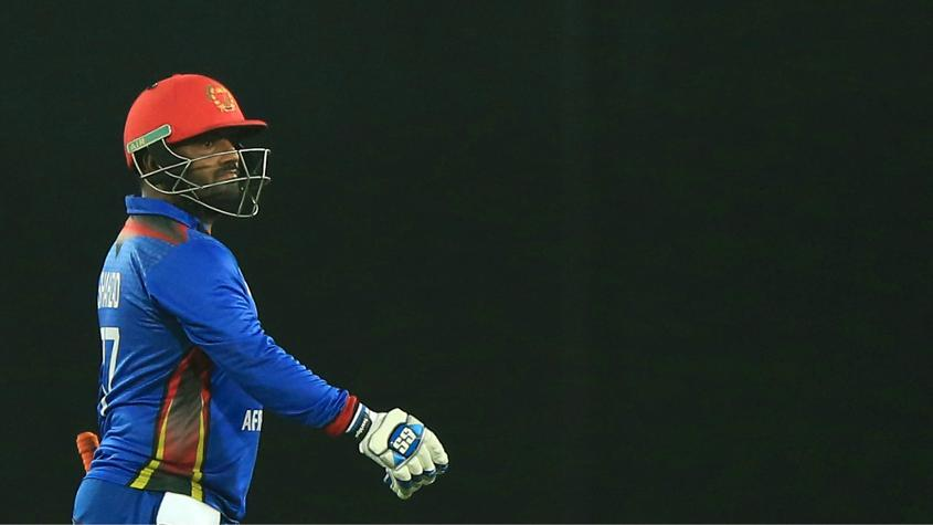 ICC suspends Afghanistan wicketkeeper Mohammad Shahzad for