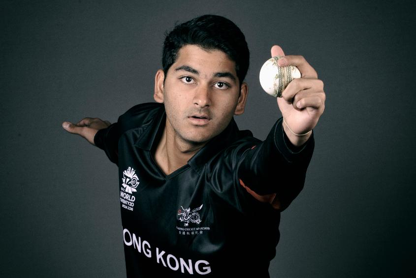 Anshy Rath has played 2nd XI cricket for Middlesex