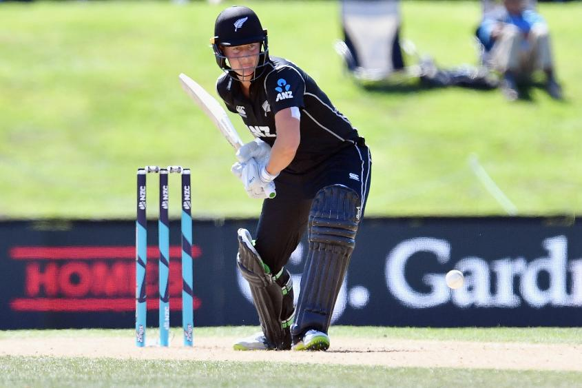 Sophie Devine scored a blistering 73* in 58 balls with six fours