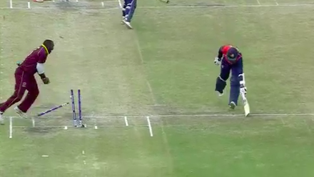 CWCQ POTD - Lewis' pinpoint direct hit