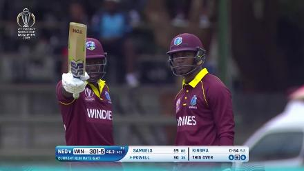 HIGHLIGHTS: West Indies remain perfect by beating Netherlands
