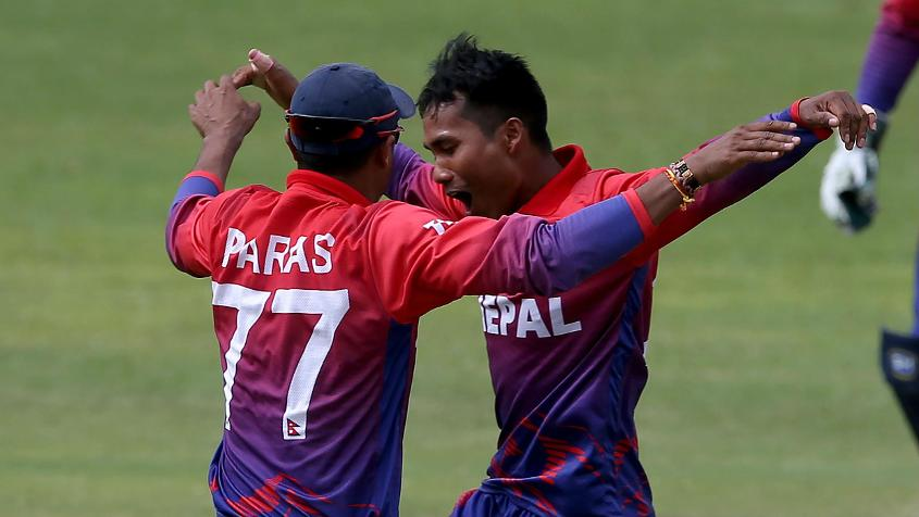 Paras Khadka has made a huge impact on the big stage