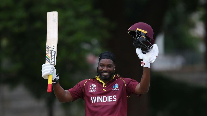 Chris Gayle has been in good form at the top of the Windies batting order