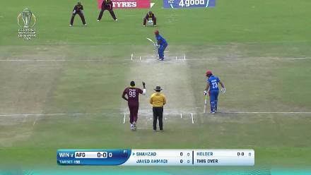 Highlights: Afghanistan beat West Indies by 3 wickets in the CWCQ Super Six