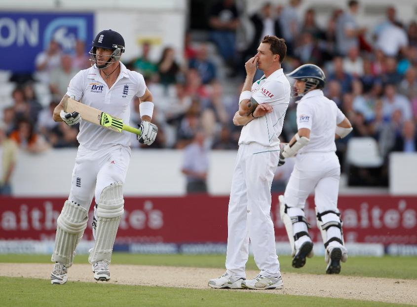 Pietersen left Steyn clueless at Headingley in 2012