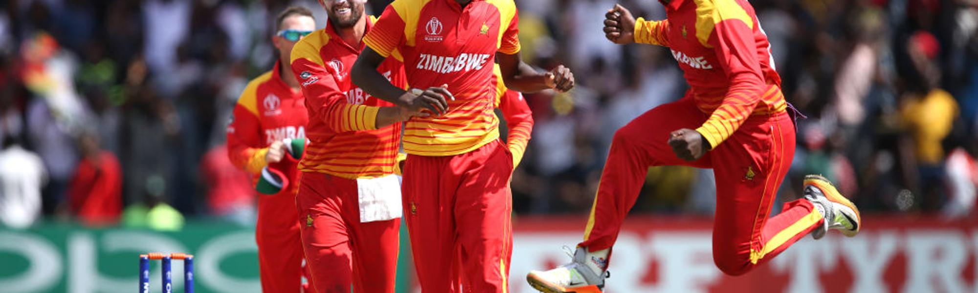 Zimbabwe will play a virtual final against UAE to seal a World Cup spot