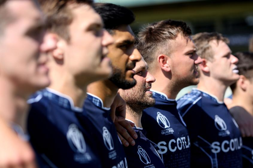 Scotland ensured they would have ODI status with a strong performance in the Cricket World Cup Qualifier 2018