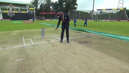 Pitch Report: Ireland v Afghanistan