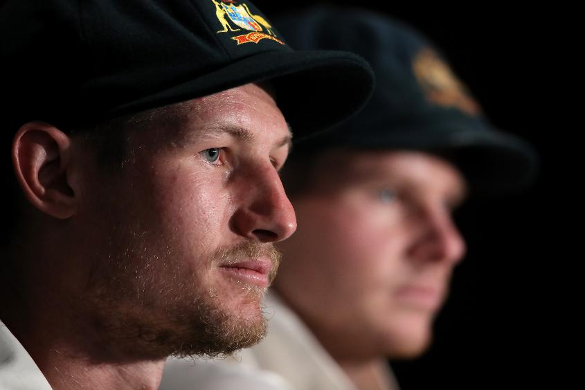 Bancroft and Smith acknowledged their misdeed immediately after play