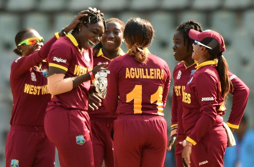Shamilia Connell's opening burst helped reduce New Zealand to 27/3