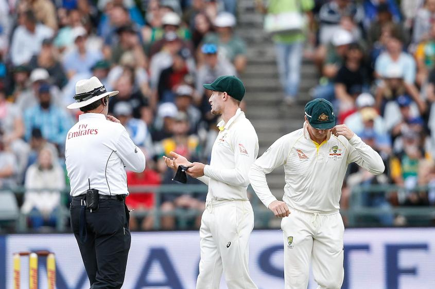 'This behaviour calls into question the integrity of the team and Cricket Australia' - James Sutherland