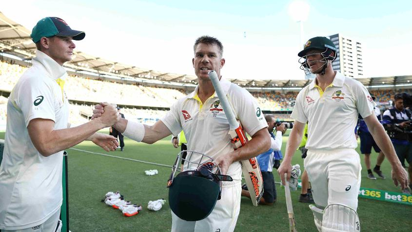 Steve Smith, David Warner and Cameron Bancroft have all been sent home from South Africa