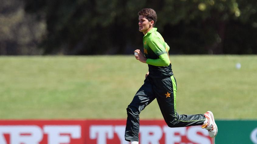 Shaheen Afridi picked up seven wickets in as many games in PSL 2018