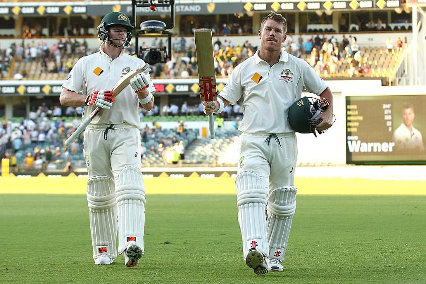 Steven Smith and David Warner have been banned by Cricket Australia for 12 months