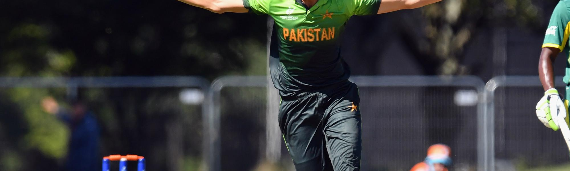 Afridi has been a sensation with the ball since his breakthrough in T20I and ODI cricket