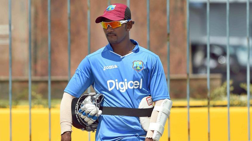 Denesh Ramdin has a chance to revive his international career