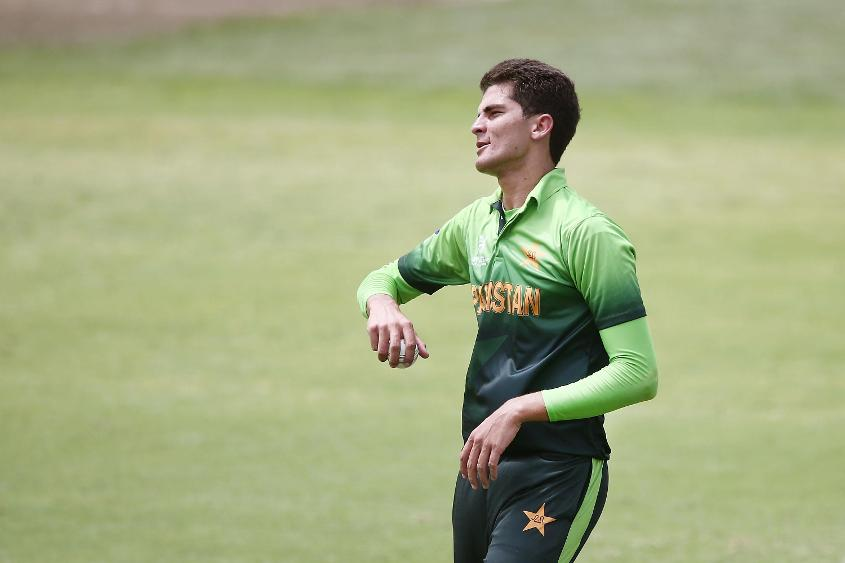 Shaheen Afridi was one of Pakistan's standout players at the ICC U19 CWC