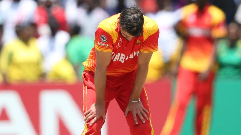 Zimbabwe failed to qualify for the World Cup for the first time since 1983