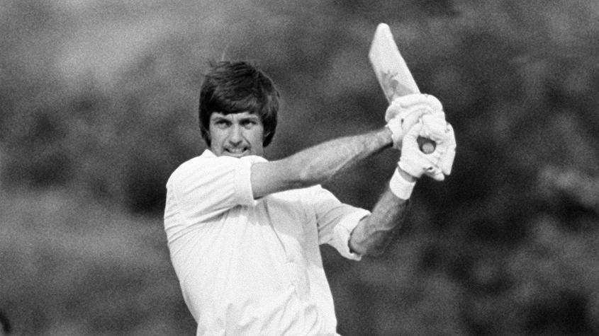 Peter Willey played 15 of his 26 Tests against the Windies, scoring two centuries in them
