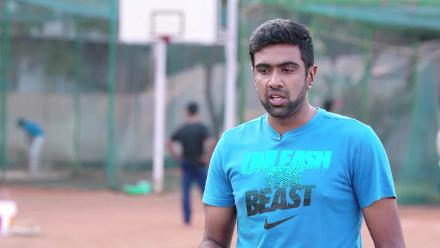 Ravichandran Ashwin on England Tour