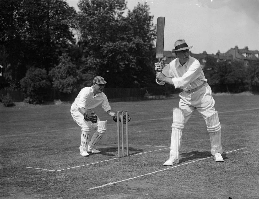 Charles Aubrey Smith: The only man to play for England and star opposite Elizabeth Taylor